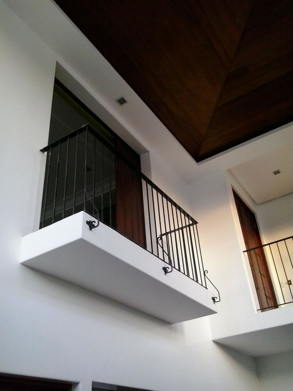 Stair Railing Simple Design Cavitetrail Glass Railings