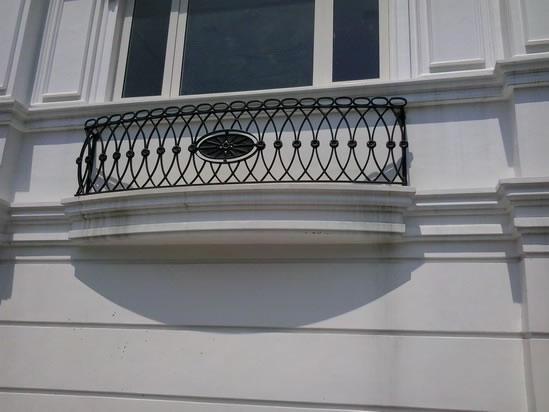 Balcony Railing Cavitetrail Glass Railings Philippines Tempered
