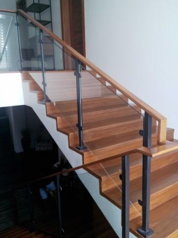 Anna Sy Residence Cavitetrail Glass Railings
